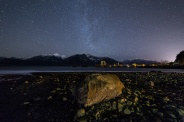Another starry night at Porteau Cove walking along the shore. As you can see it was a low tide night providing was more opportunity for photographying the night sky. Have a great night!