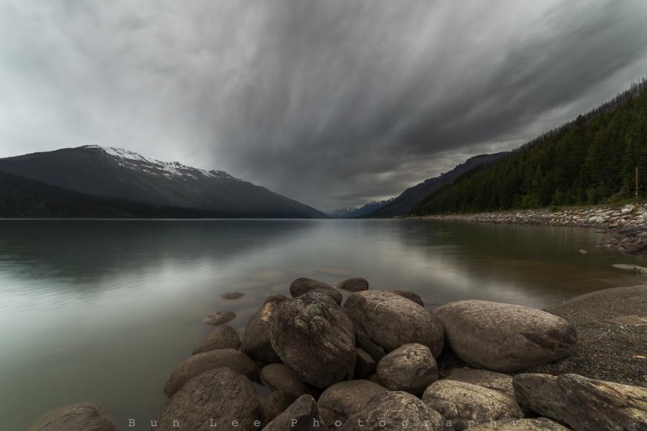 Moose Lake Clouds
