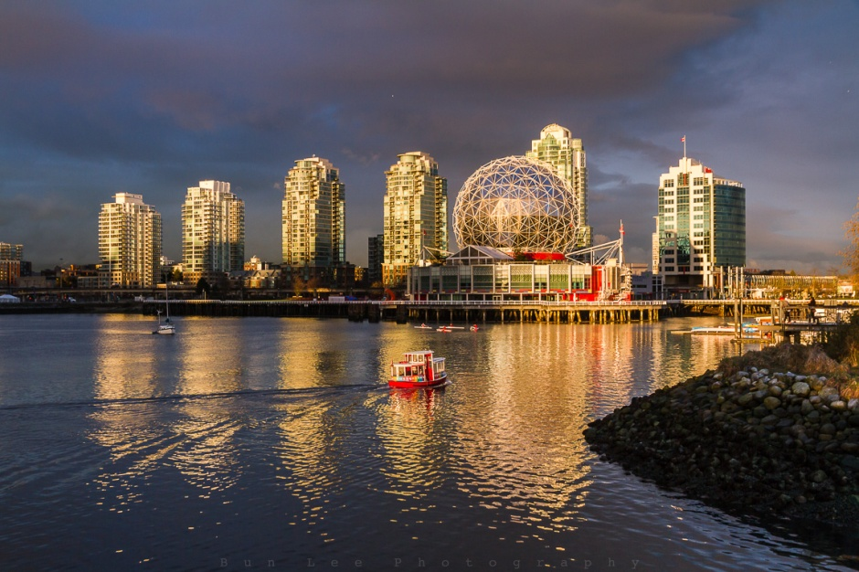 False Creek Light