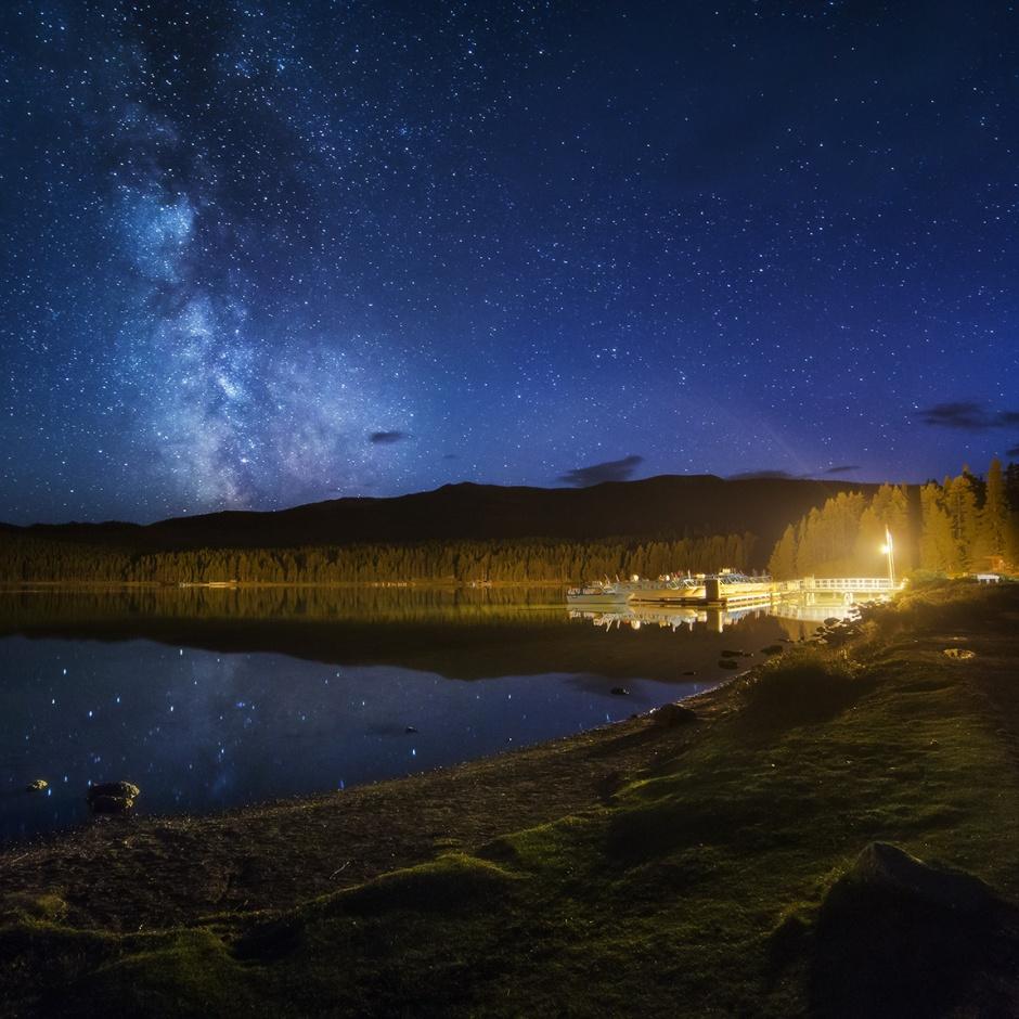 Dock Under The Stars