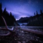 Wapta Falls Stargazing