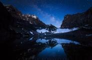 Opabin Lake Good Night