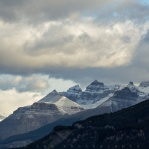 Mount Noyes, Banff National Park, Alberta