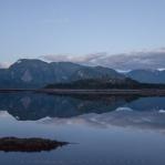 Stave Lake Twilight