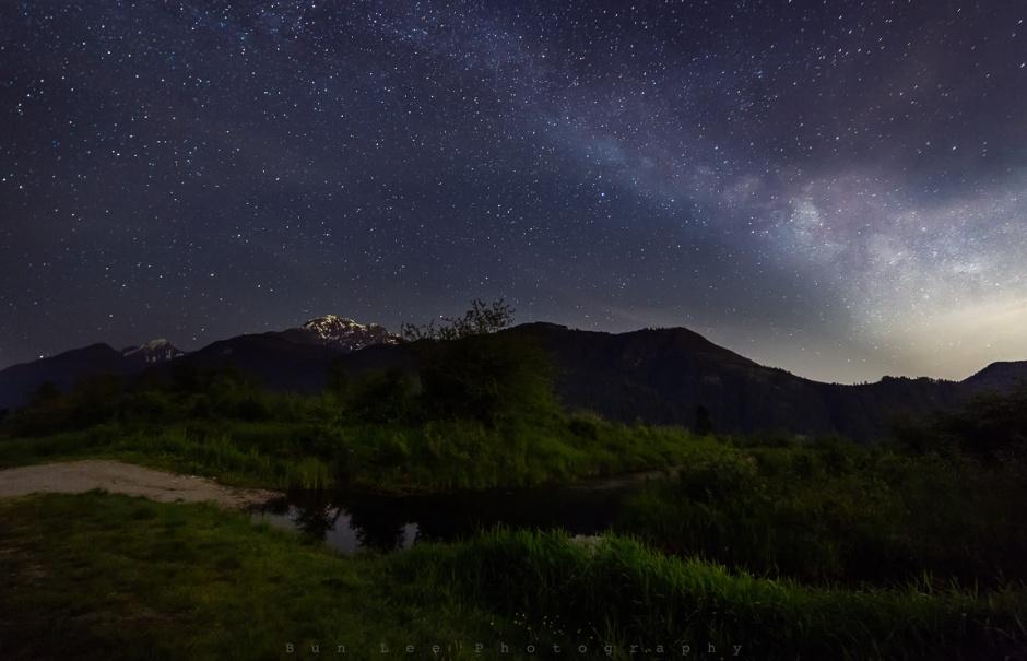 Pitt Meadow Night
