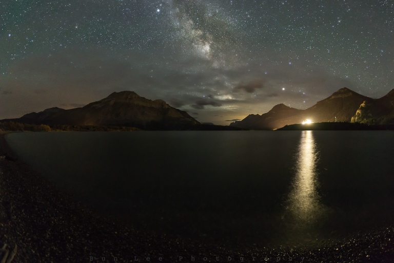 Waterton Galaxy