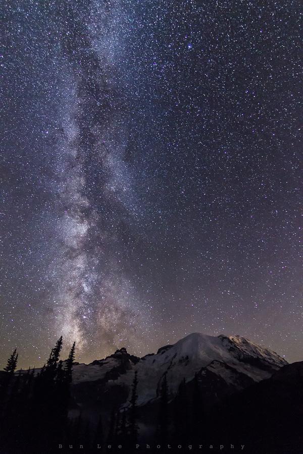 Galactic Rainier