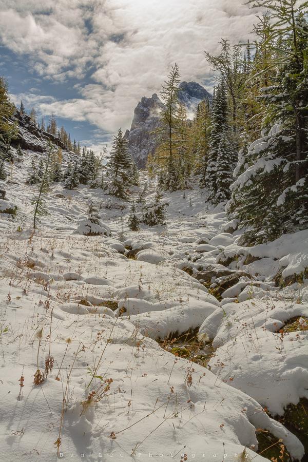 West Opabin Trail